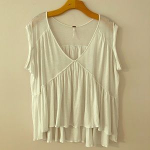 Free People Gathered T